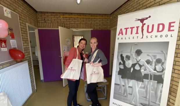<p>Balletschool Attitude nu ook in Heiloo.</p>