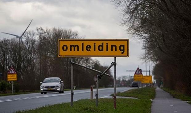 <p>Werk aan de winkel in Noord-Holland.</p>