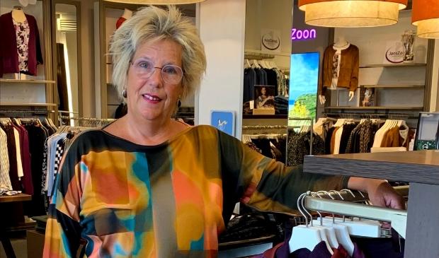 <p>Alie van JansZoon damesmode.</p>