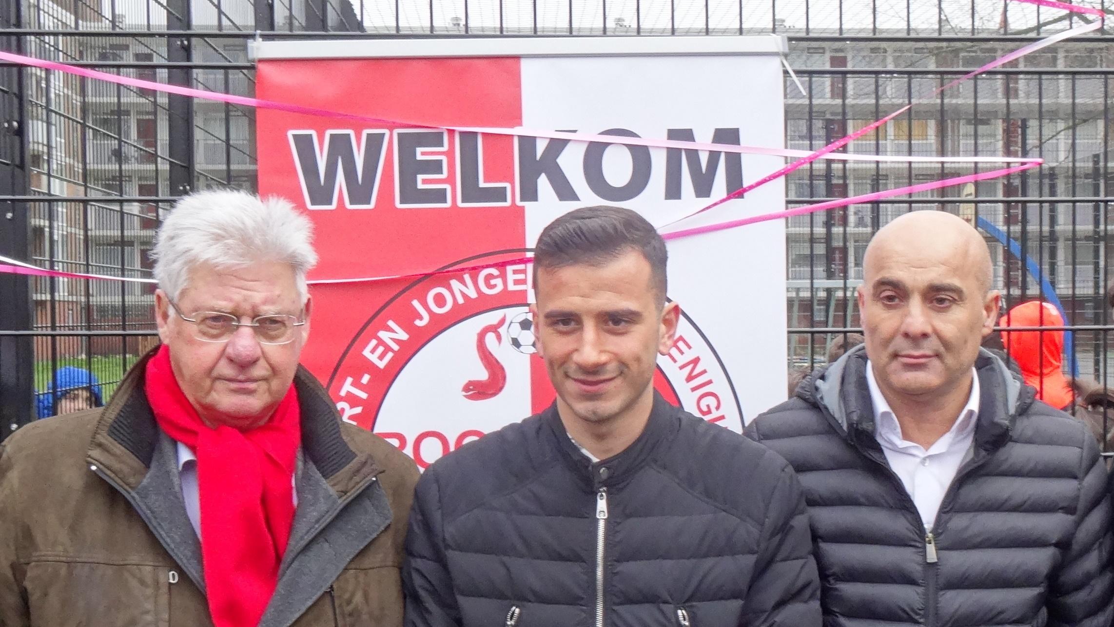 V.l.n.r. Ruud Vreeman, Oğuzhan Özyakup en Metin Aksoy. (Foto: Daan Ruijter/Rodi Media)