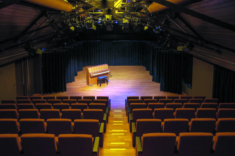 Theater De Kaasfabriek. (Foto: aangeleverd)