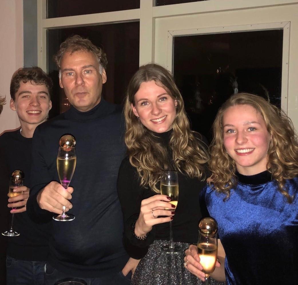 Familie Dirks uit Beverwijk. (Foto: aangeleverd)