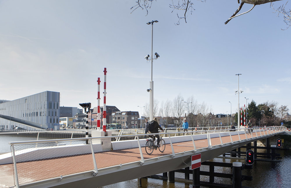 Victoriebrug ligt er een half jaar tot jaar uit. (Foto: aangeleverd)