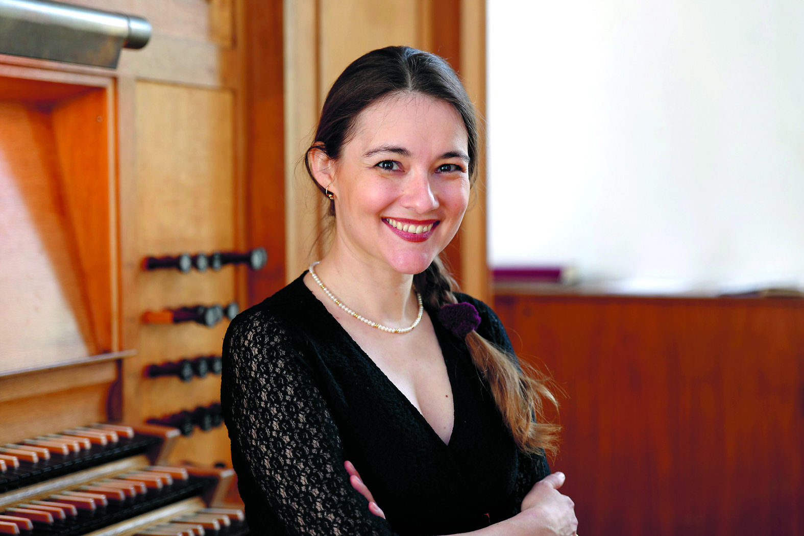 Orgelconcert met Lidia Ksiazkiewicz