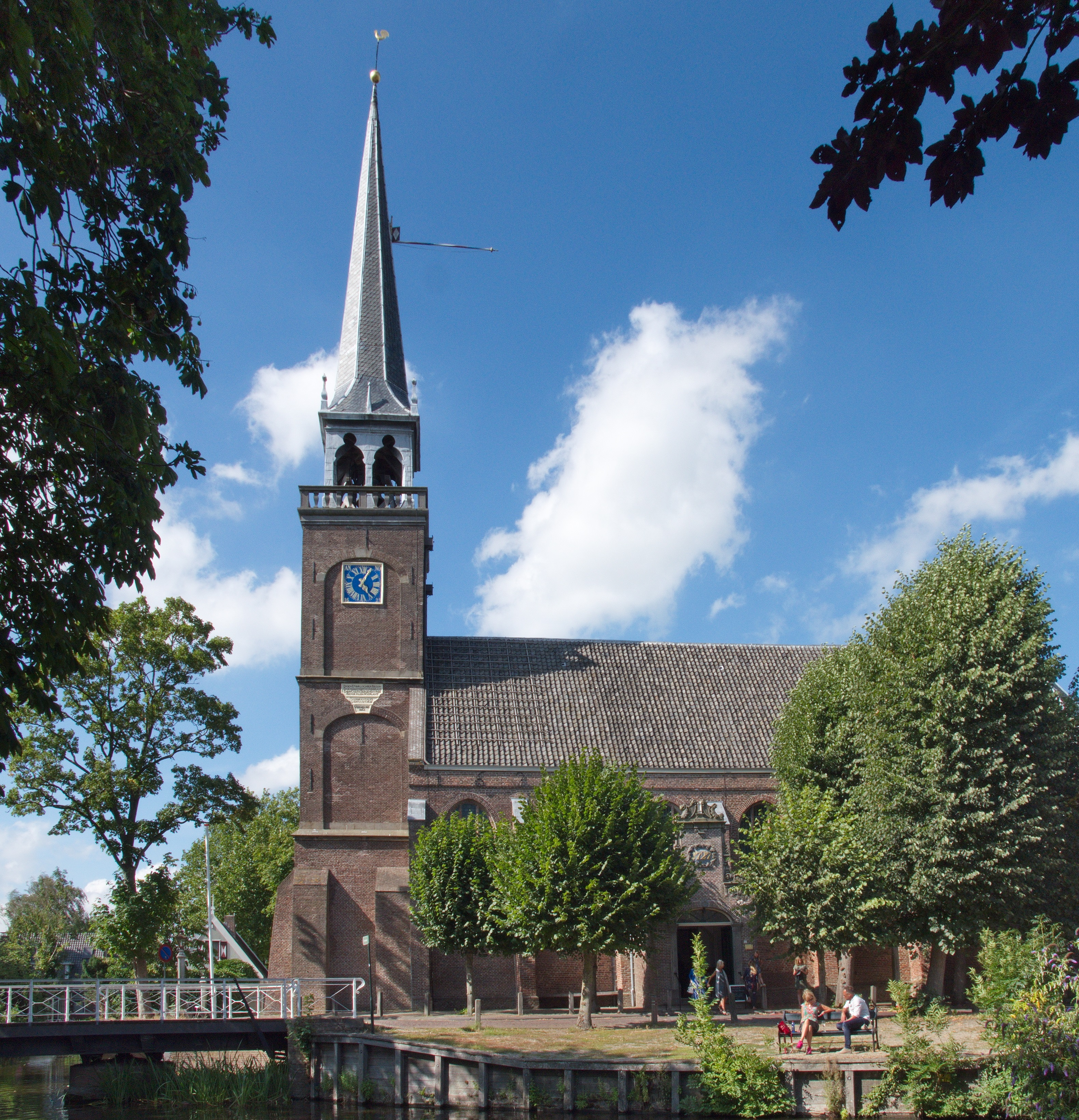 4414496 - Broeker Kerk Broek In Waterland