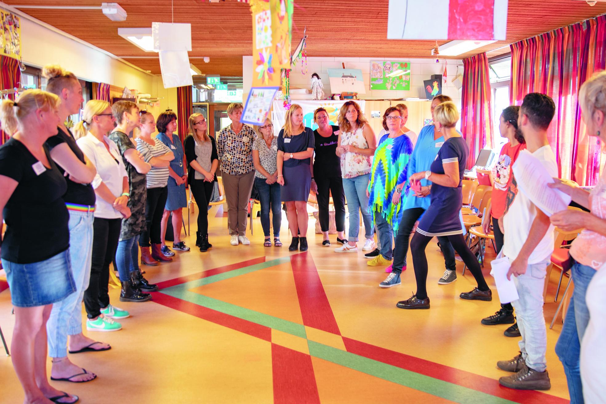 Kennis delen en samenwerken tijdens derde editie SAMSAM. (Foto: aangeleverd) rodi.nl © rodi