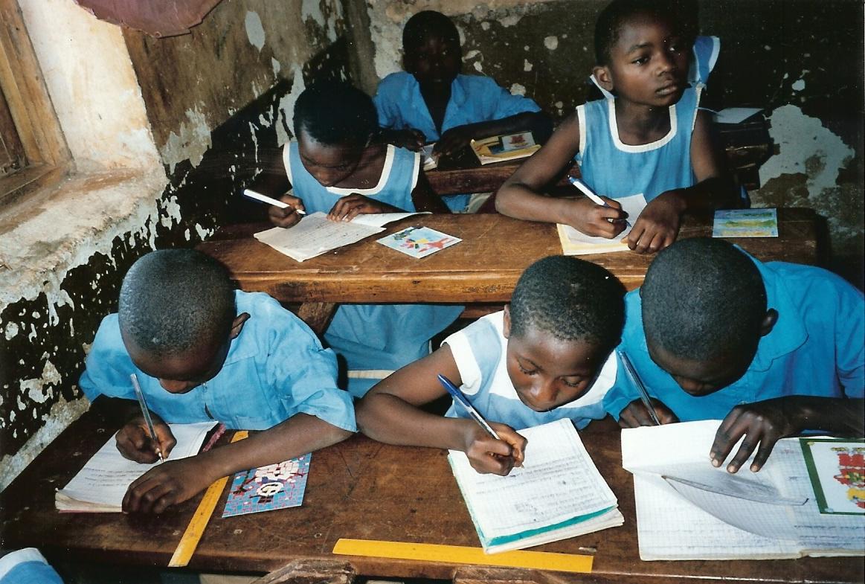 Deze keer gaat de opbrengst naar schoolgeld voor kansarme kinderen van de scholen die door Actie Kameroen zijn gerenoveerd tot moderne basisscholen. (Foto: Actie Kameroen Assendelft)