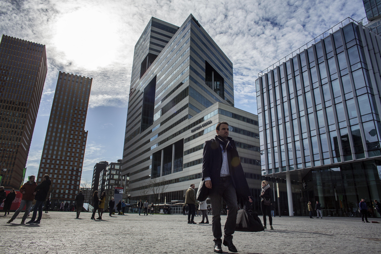 De kantorenleegstand in Noord-Holland is in 2017 van 15,7 procent naar 12,7 procent gedaald. (Foto: aangeleverd)