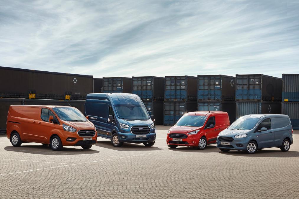 Dekkerautogroep is dé Ford bedrijfswagendealer voor Noord-Holland. (Foto: aangeleverd)