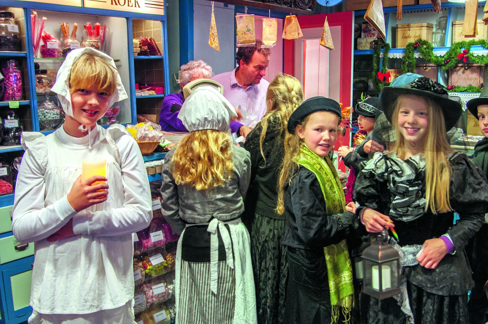 Kom 7 december ook naar de Dickensdag in Medemblik en ga terug in de tijd. (Foto: Fotografie RG)