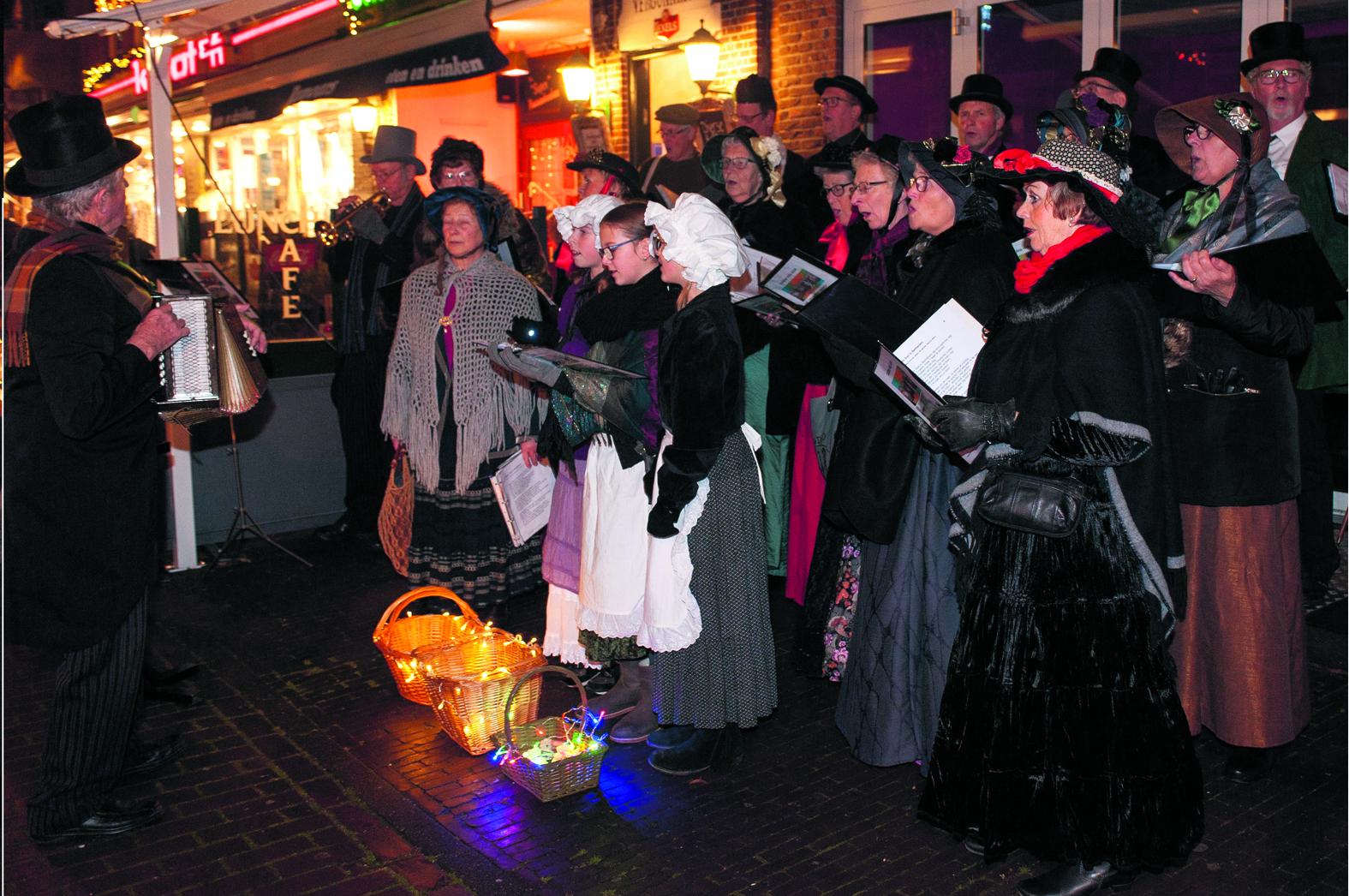 Kom 7 december ook naar de Dickensdag in Medemblik en ga terug in de tijd. (Foto: Fotografie RG) rodi.nl © rodi