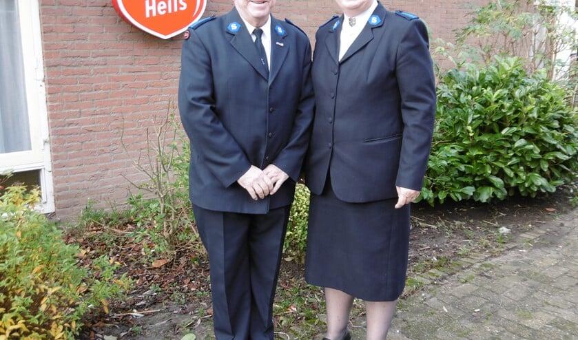 Anneke van Wassenaar en Cees Westdijk . Foto: Anita Tempelman.