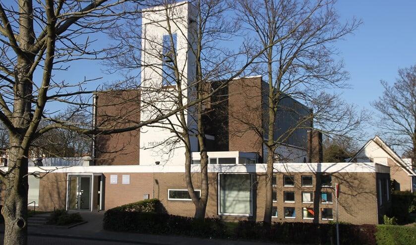 Ook de Michaelkerk doet mee aan Open Monumentendag.