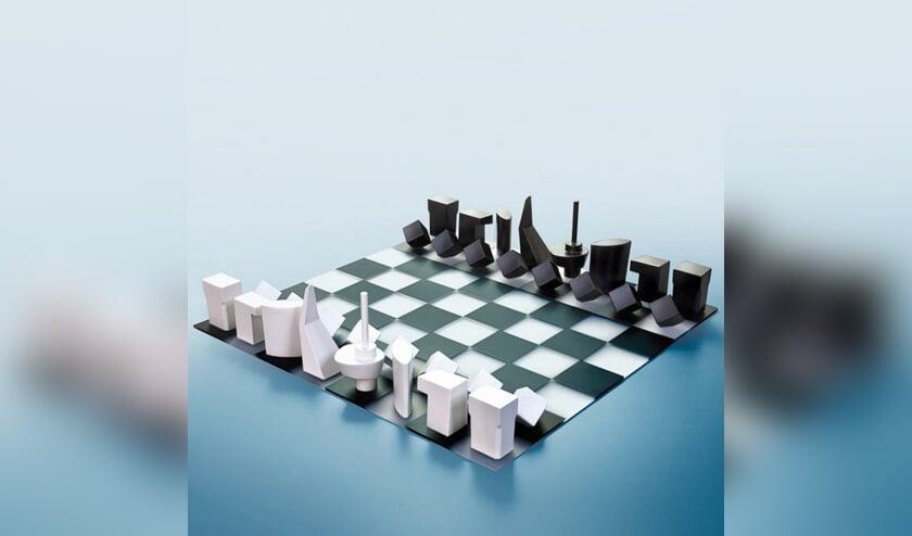 Het Rotterdamse schaakspel.