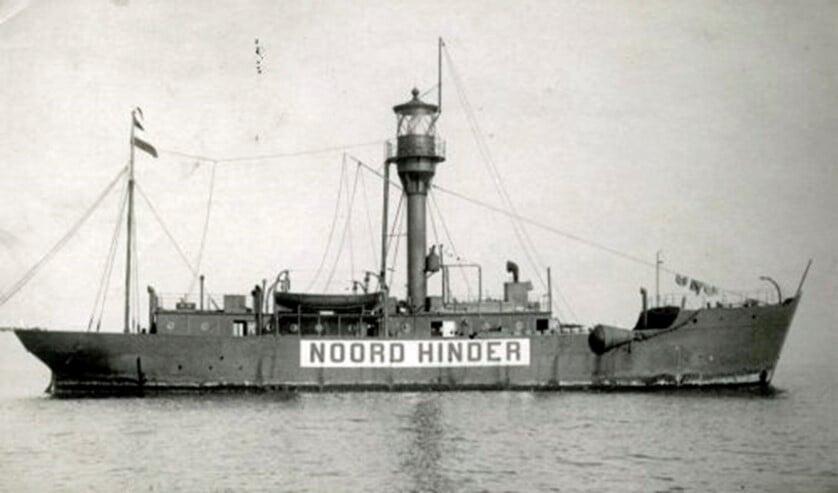 De Noord Hinder in 1912