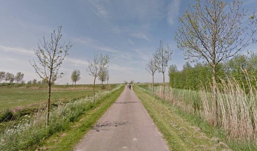 Ook Tiengemeten is opgenomen in Google Streetview. (Foto: Google Streetview)