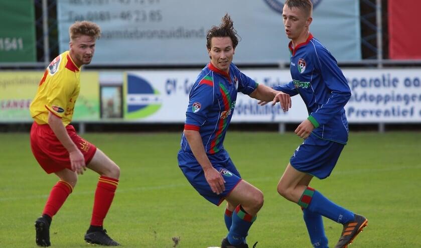 GHVV'13 deed afgelopen week samen met OHVV, Abbenbroek, Simonshaven en winnaar Zuidland mee aan de 30e editie van de Zes kernen Cup.