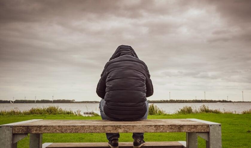 'Eenzaamheid treft mensen van alle leeftijden' (foto: Jacquelien Wielaard)