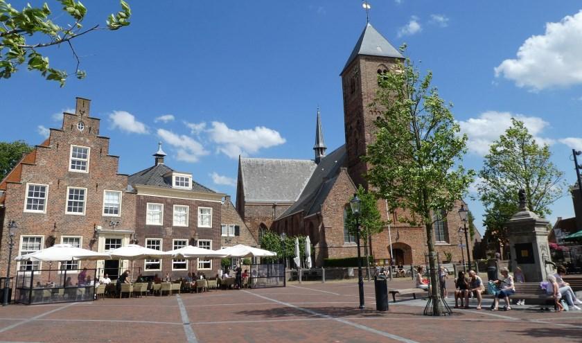 In het kader van de omgevingsvisie is er 15 oktober een Denk Mee Café voor inwoners van Naaldwijk.