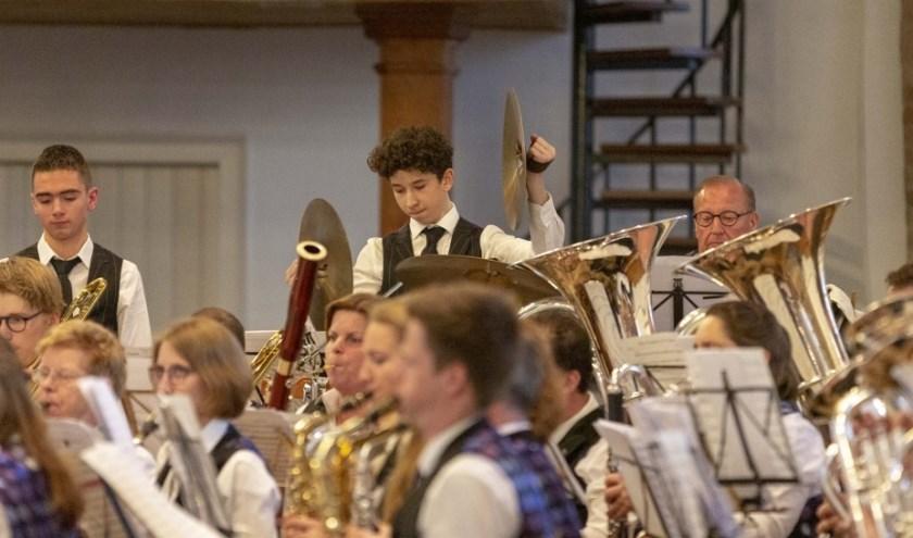 Het najaarsconcert van Muziekvereniging Liora heeft een Hollands thema.