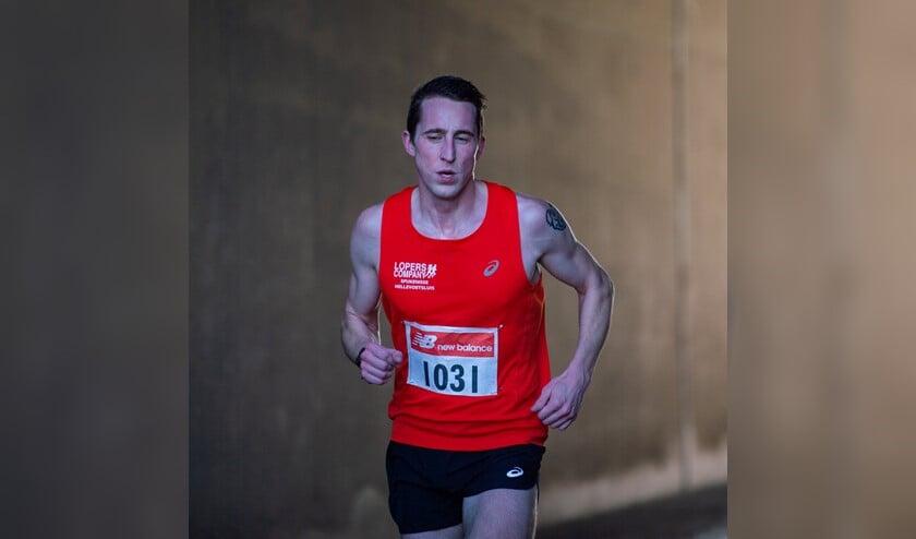 Ricardo Sint Nicolaas loopt in Eindhoven een bijzondere tijd van 2.31:18 op de marathon.