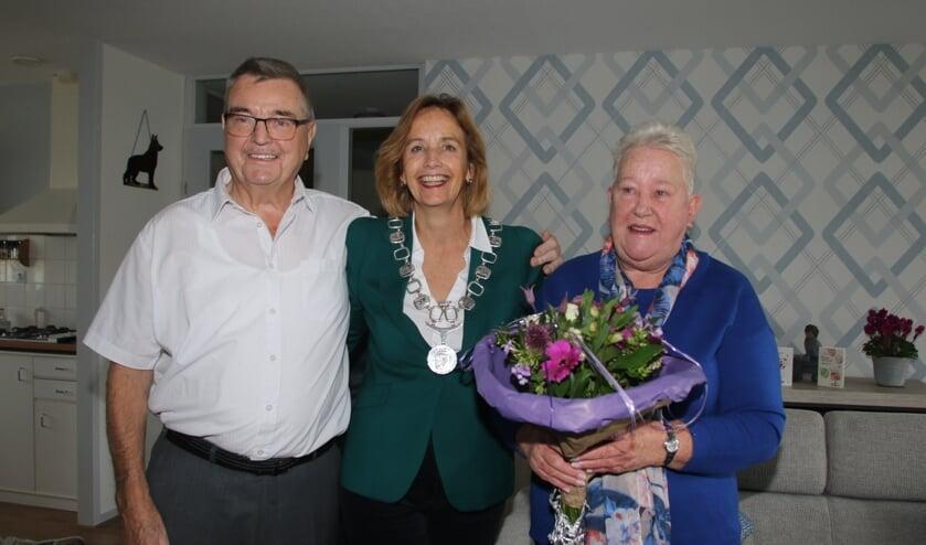 Herman en Wil al 60 jaar bij elkaar!