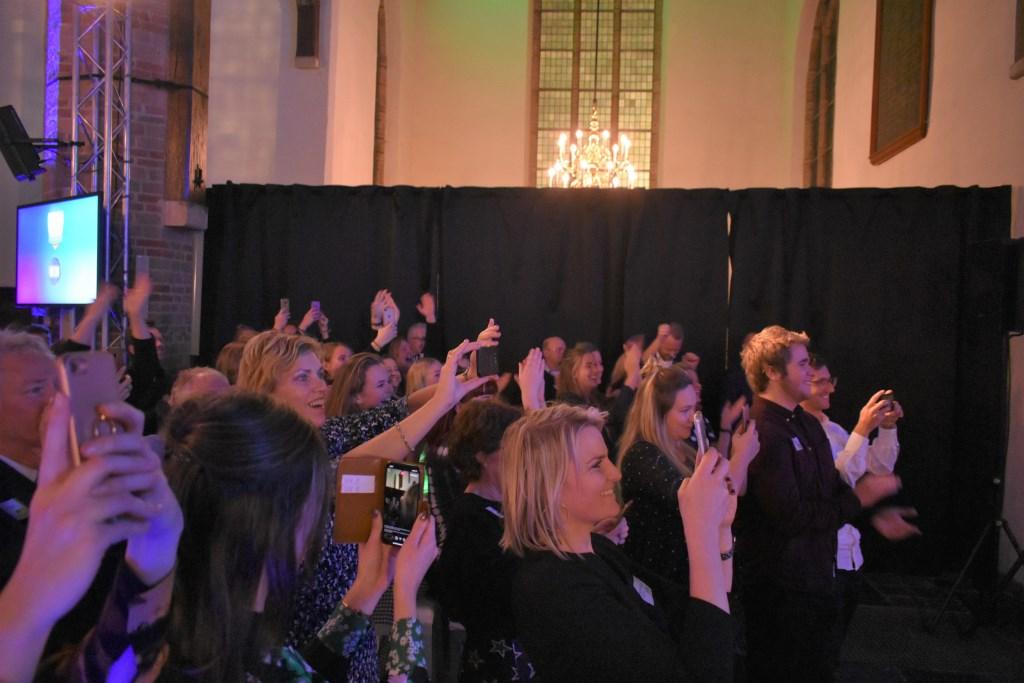 De bekendmaking van de winnaar.  © Groot-Westland.nl