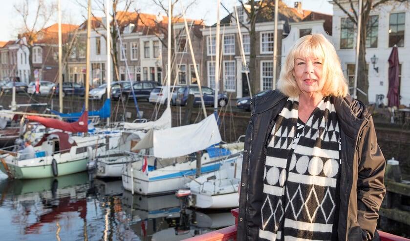 Sinds 2013 doet Anke Deden ieder jaar mee aan de Maskerade (Foto: Marjan Vrijvogel)