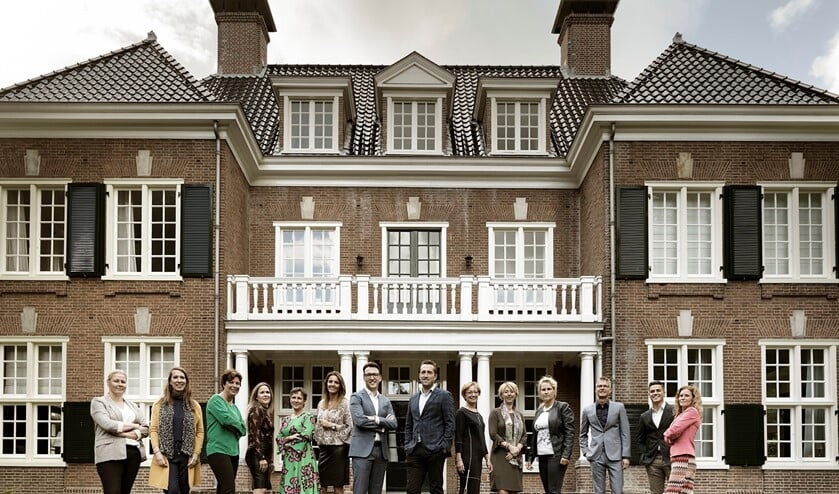Het enthousiaste team van van der Hoek Makelaars!