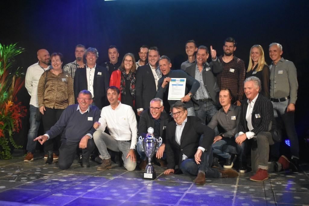 Het team van PB tec.  © Groot-Westland.nl