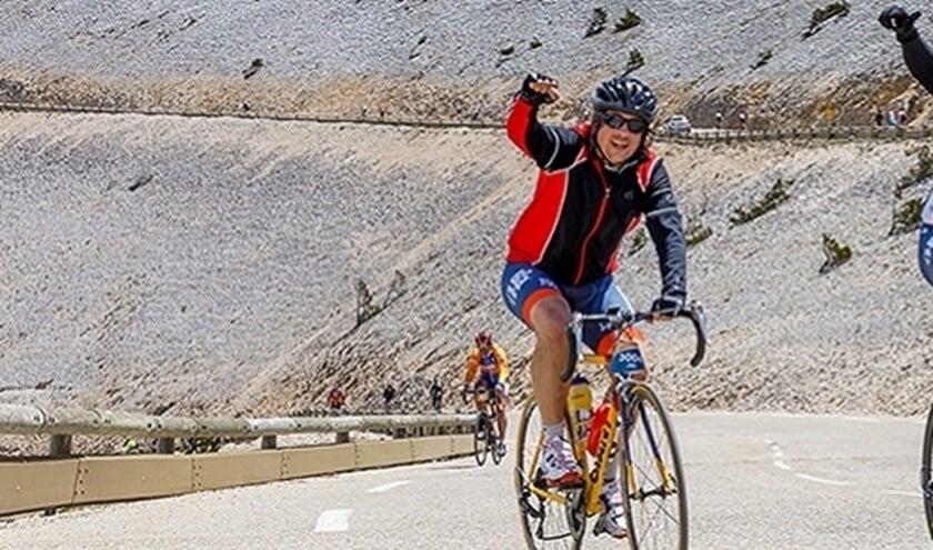 Ook volgend jaar zal Team Peter deelnemen aan Tour du ALS 2020