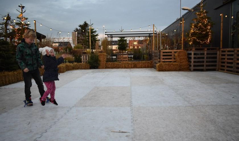 Tuincentrum De Carlton ademt winterse kerstsfeer.