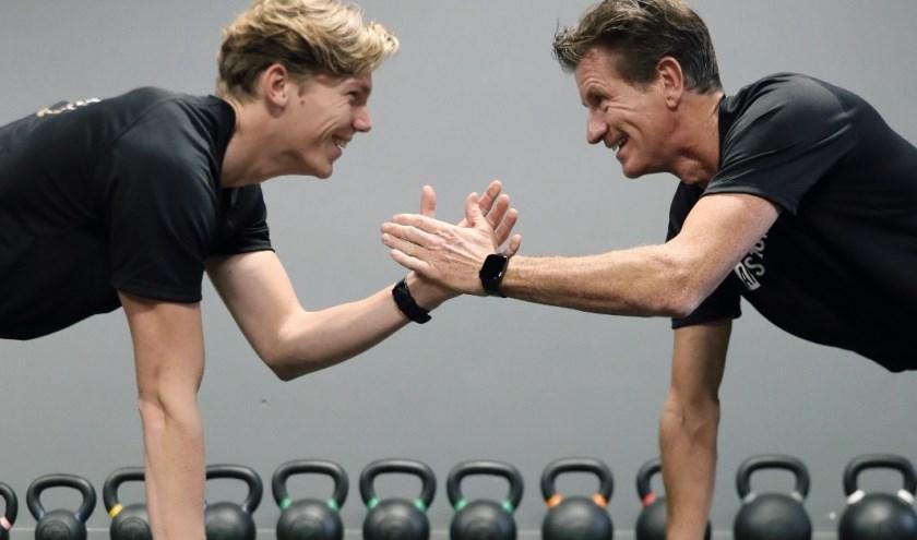Personaltrainers Kees Vreugdenhil en Joris Schouten openen op 15-november hun eigen Inner Stance Performance Studio in Naaldwijk.