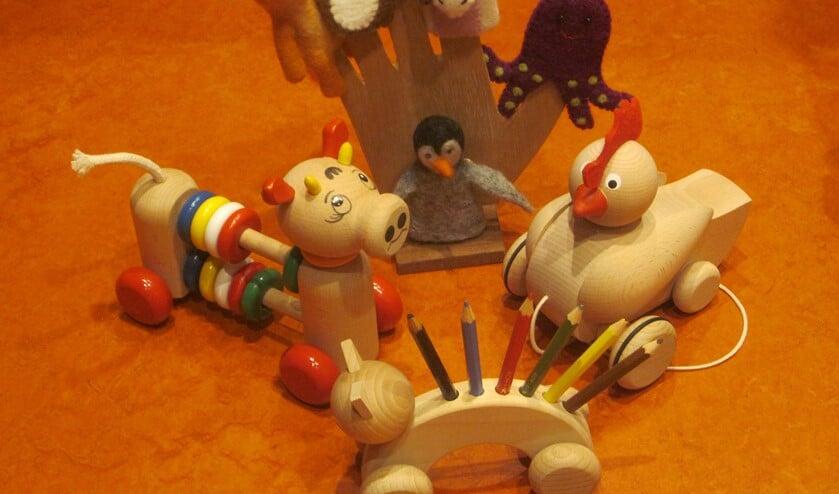 De Wereldwinkel heeft ook heel erg leuk speelgoed te koop!