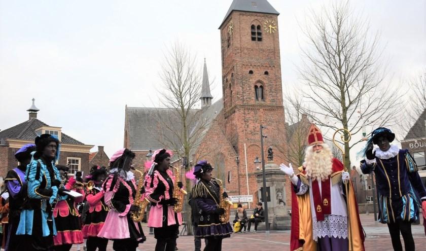 Sinterklaas maakt komende zaterdag zijn entree in het Westland.
