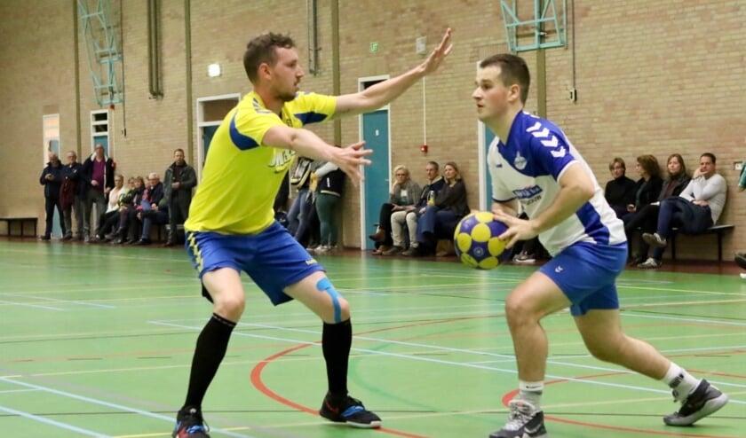 De korfballers van SC Olympia wonnen zaterdag het openingsduel bij 't Capproen.