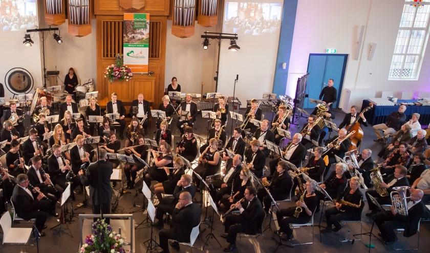 Op zaterdagavond 16 november geeft Honsels Harmonie het concert 'Wonders of the World'.
