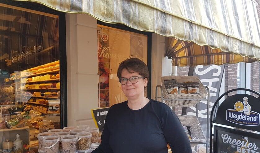Kirsten van Jole van Kaashandel 't Voorhuys