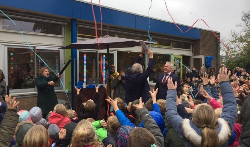 De Achtsprong heeft het vignet Gezonde School voor het thema Welbevinden verkregen.