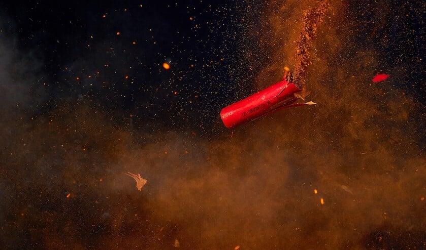 Niet voor iedereen is vuurwerk een leuk fenomeen.