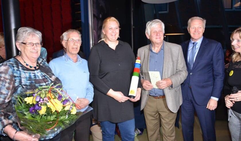 Vorig jaar won stichting de Meent in Oudenhoorn de Aanmoedigingsprijs