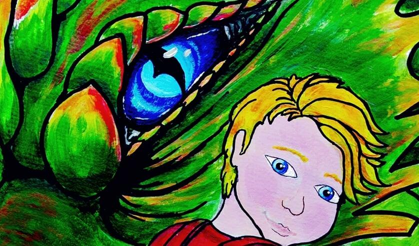 Een fantasieverhaal met leuke historische feitjes over Hellevoetsluis.