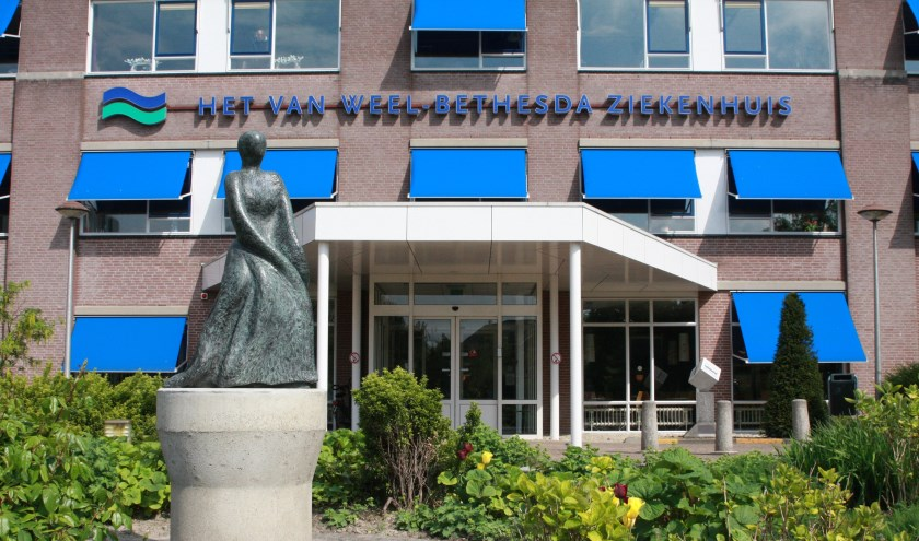 Het Van Weel-Bethesda Ziekenhuis wordt gemiddeld gewaardeerd met een 9,0.