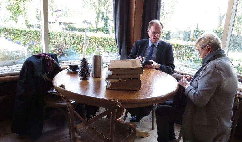 Onlangs was Arie Molendijk nog te gast in het Badhotel in Rockanje (Foto: MMV)