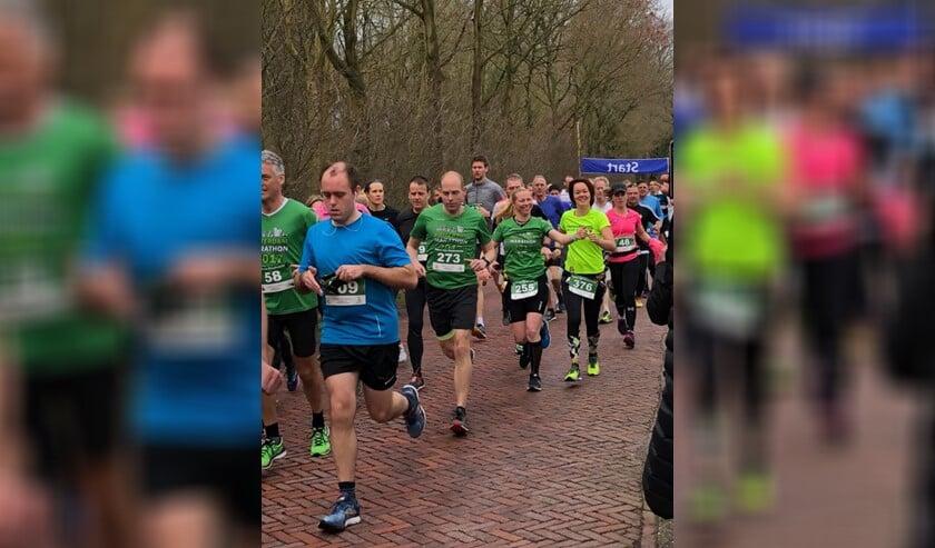Komende zondag valt om 12.00 het startschot voor de 36ste 'Halve van Oostvoorne'.