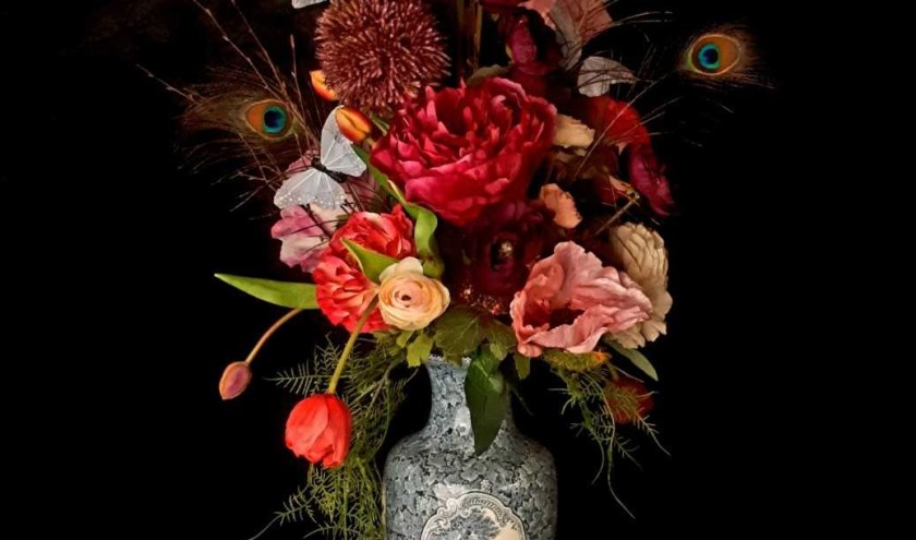 Bianca Vreugdenhil vertelt die middag over de manier waarop schilders in de Gouden Eeuw de bloemsierkunst zagen.