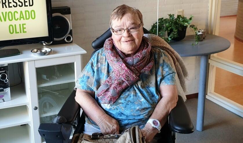 Anneke viert op 21 mei haar verjaardag en het 50-jarig jubileum van haar verblijf in Careyn De Plantage