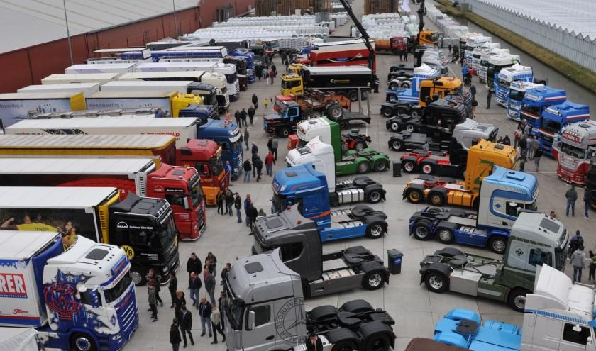 Het Tekno Event is een uitje voor het hele gezin met een truckshow en entertainment voor jong en oud.