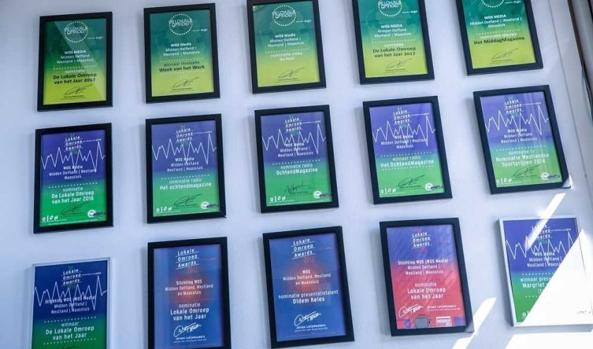 WOS Media werd in 2014 al eens uitgeroepen tot 'Lokale Omroep van het Jaar'.