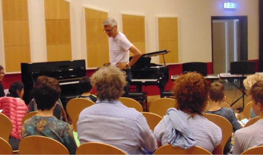 Op 22 juni kan iedere geïnteresseerdeeen kijkje nemen op de muziekschool van Muziekmeesters Westland in 's-Gravenzande.